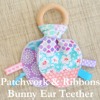 Bunny-Ear-Teether