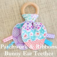Bunny-Ear-Teether