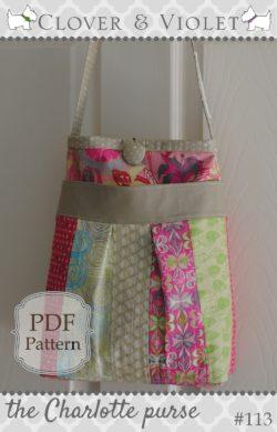 the Charlotte purse