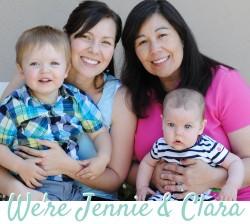 Jennie & Clara