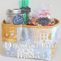 Divided-Gift-Basket