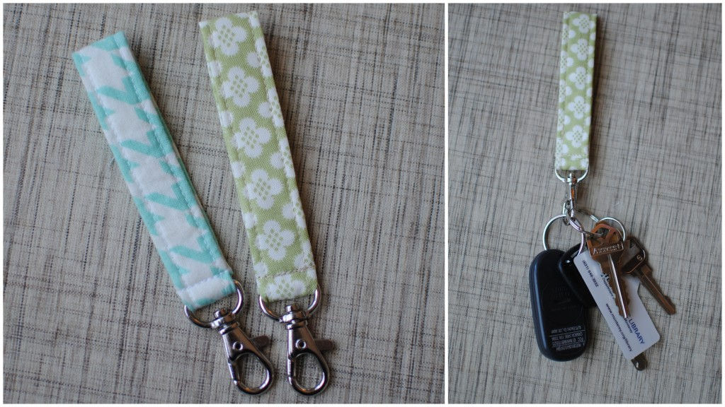 Finished Key Fobs