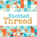 knotted thread 125