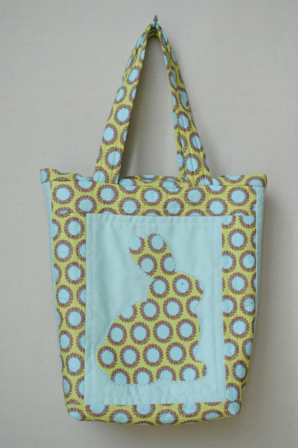 Bunny Bag Blue