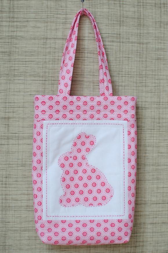 Bunny Bag Pink