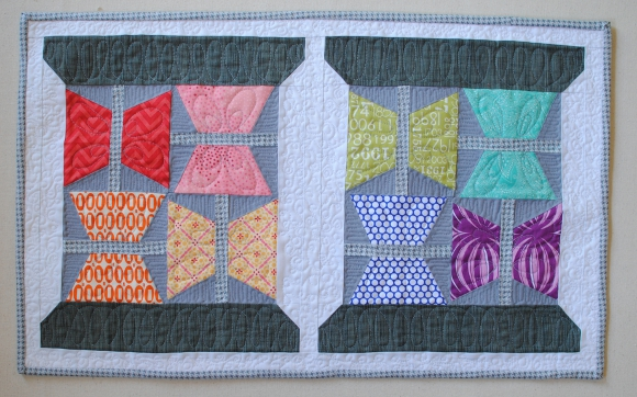 Butterfly Spools Mini Quilt