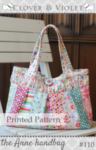 Anne Handbag Printed