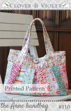 Anne Handbag Printed