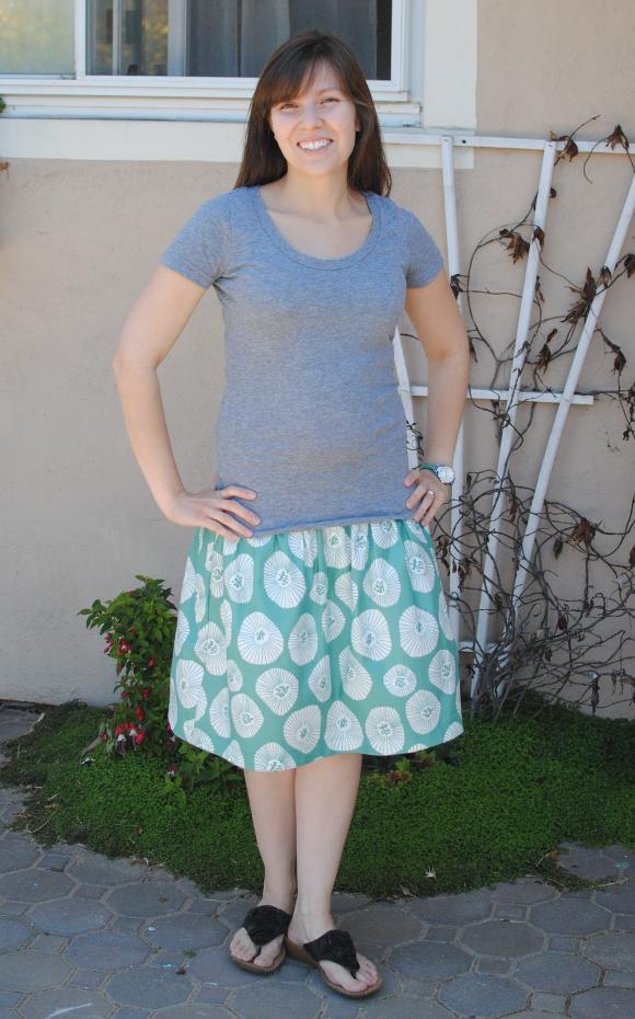 DIY Skirt 2
