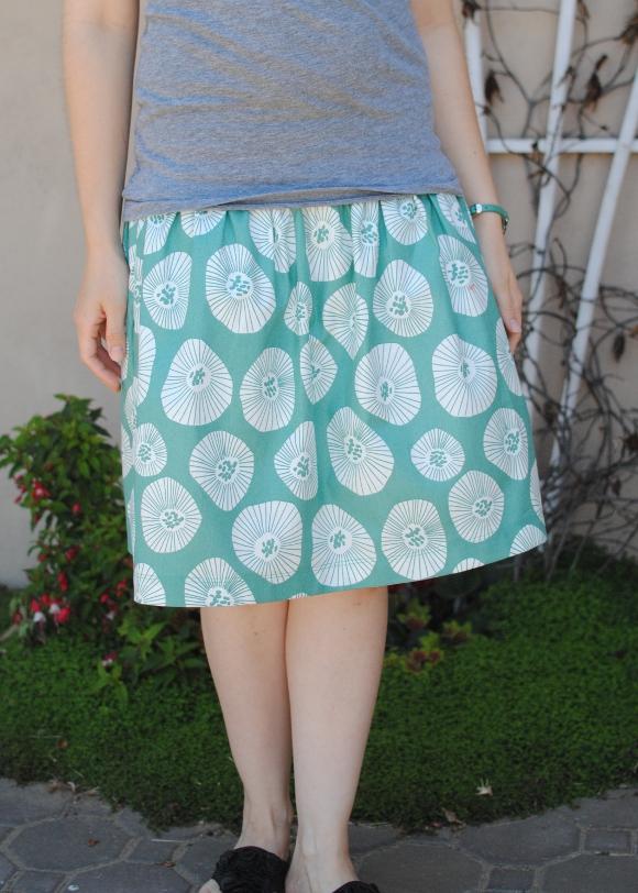 DIY Skirt 4