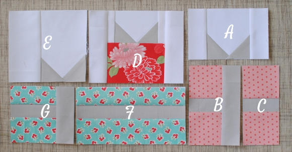 Gift Boxes Layout