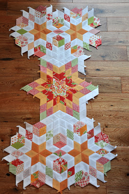 hand pieced project 2