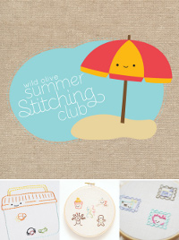 summer stitching club