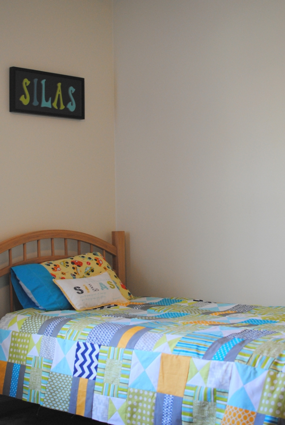 Bizzy Kid Quilt 2