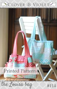 Louisa Bag Printed
