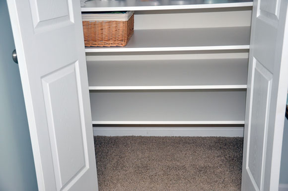 New-Shelving