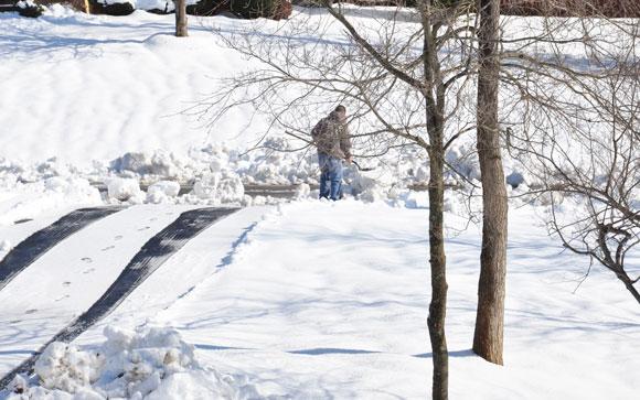 Snow-management