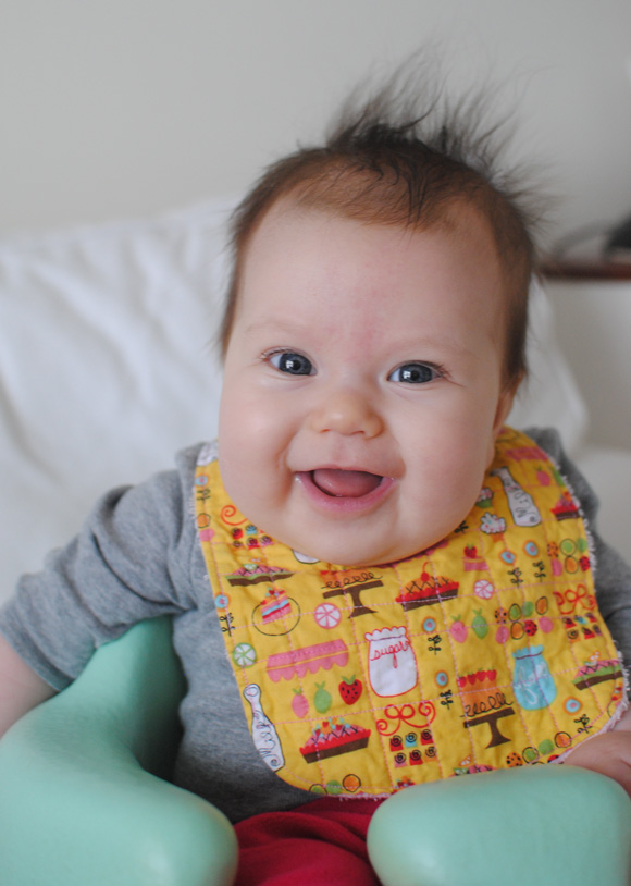 Baby-in-Bib