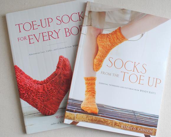 Socks-Book