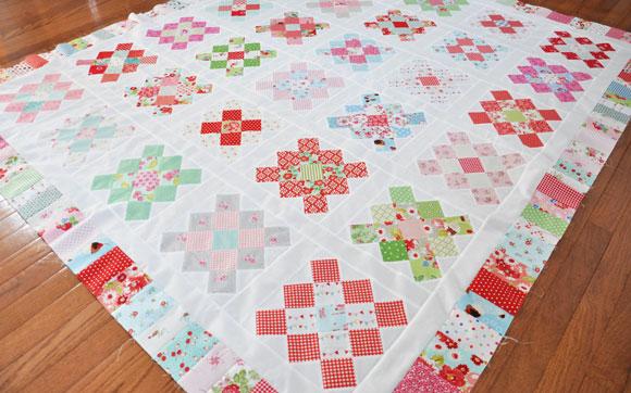 granny-square-quilt-top