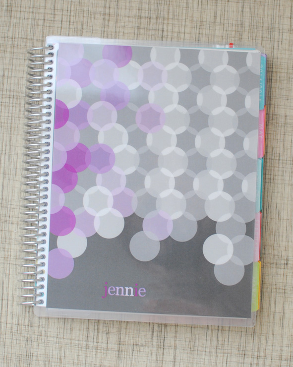 Organization: Erin Condren Life Planner {Six Months Later}