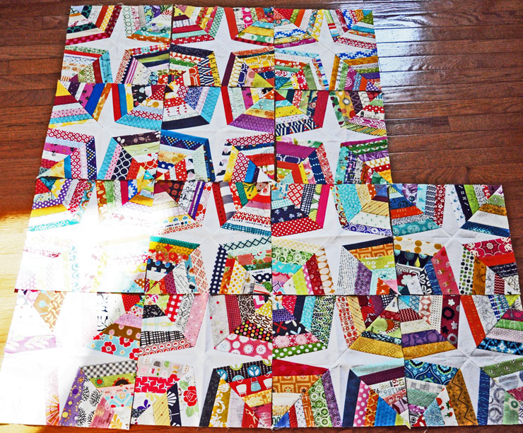 quilt-top-SpiderWeb-MSB