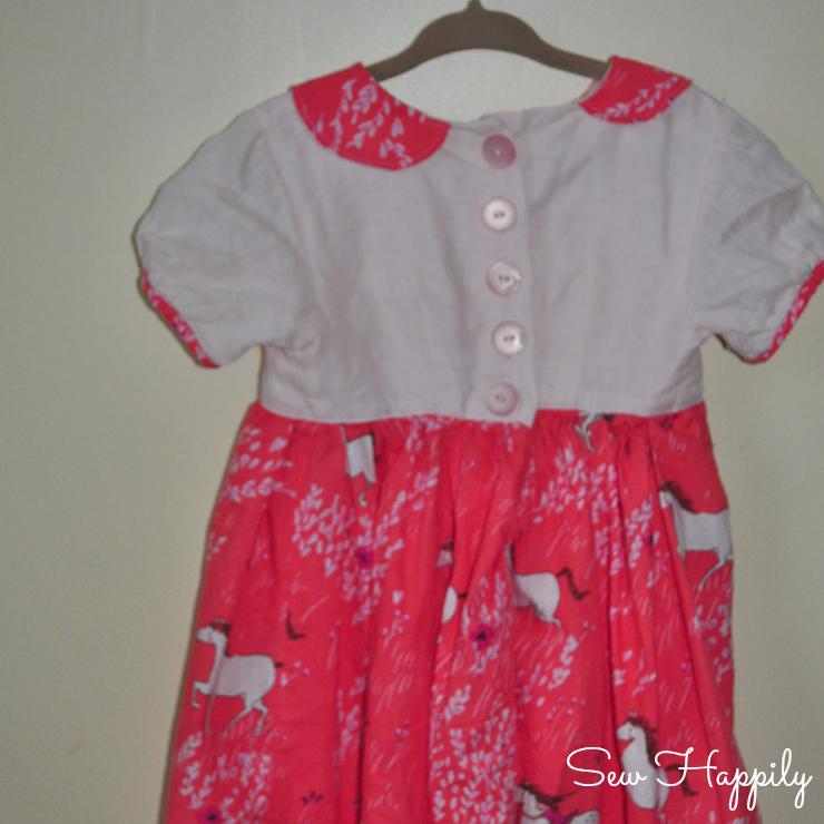Dress 1 Back