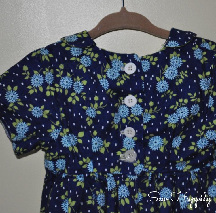 Dress 3 Back