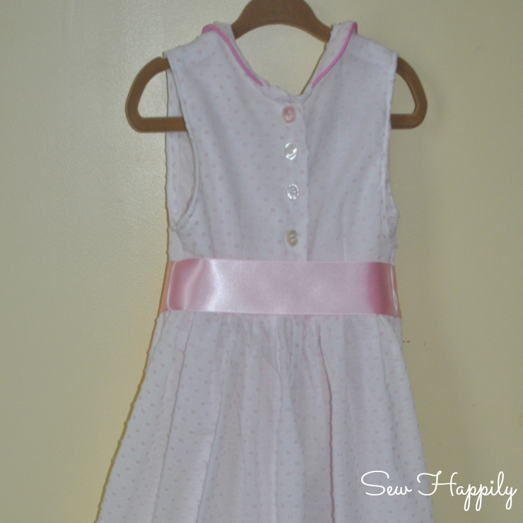 Dress 4 Back
