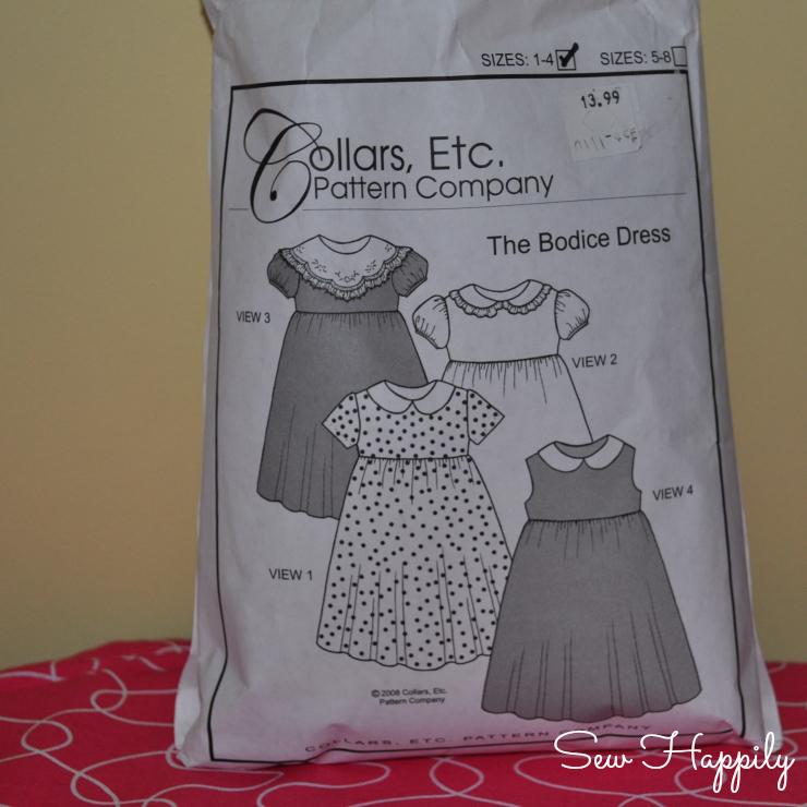 The Bodice Dress
