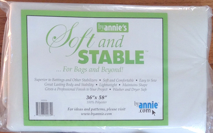 Interfacing Bags: By Annie's Soft and Stable