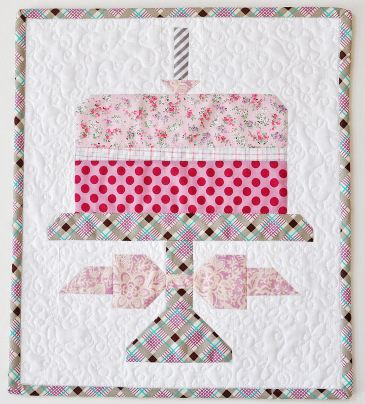Quilty-Cake