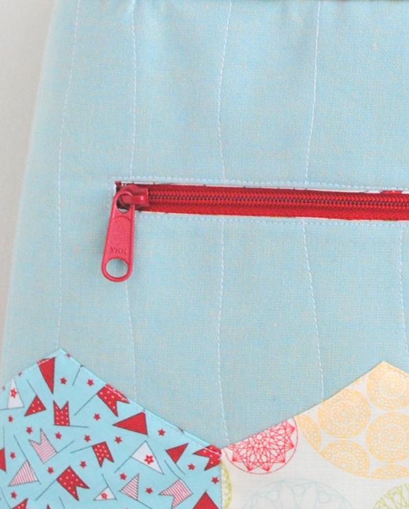 Zippers 101 :: Zipper Pocket