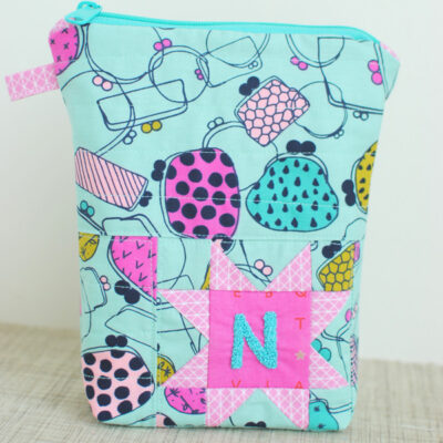 Star Insulated Snack Bag {Pellon Projects Free Pattern}