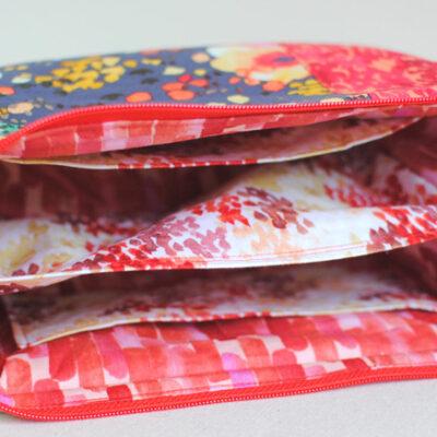 Add a Divider to Emmaline Bags' Retreat Bag {Tutorial}