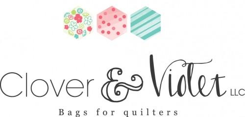 Clover & Violet Logo