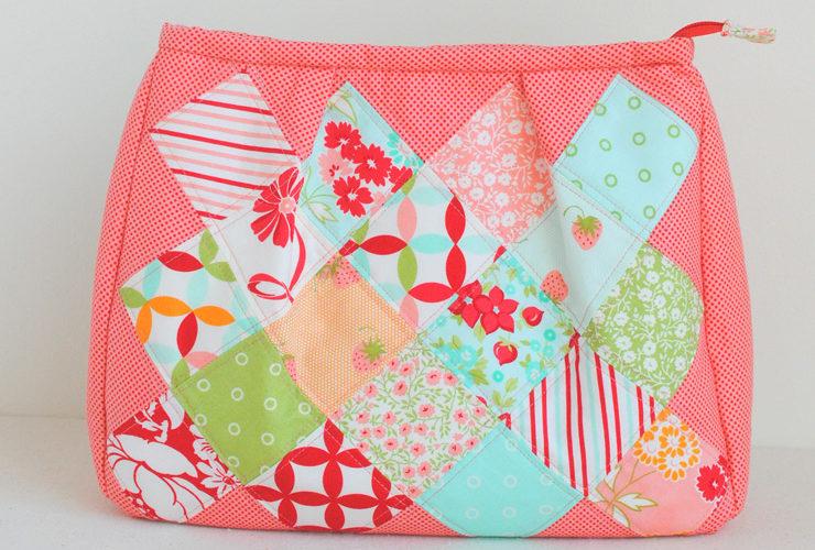 the Hazel pouch trio {Pattern Release}