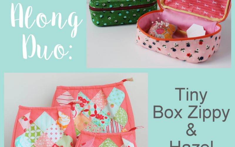 Sew Along with Me (& Pattern Discount)