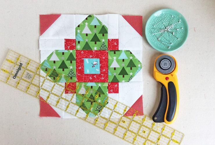 Glisten :: Pattern Release & Quilt Along