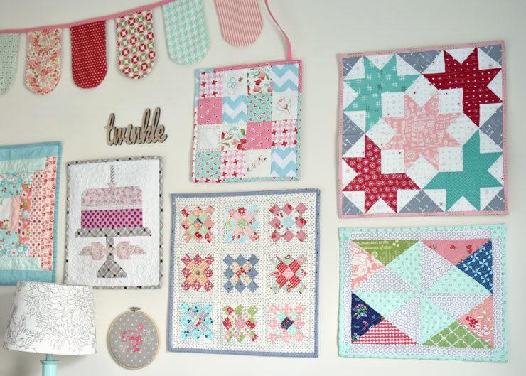 Mini-Quilt-Wall