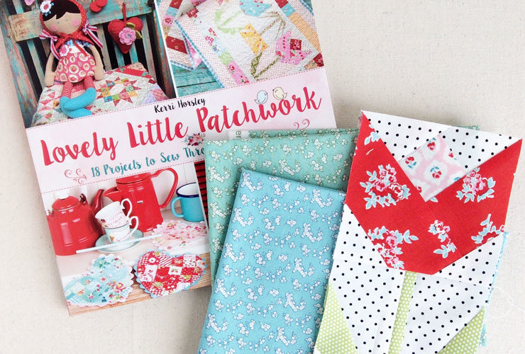 Lovely Little Patchwork :: Book Review