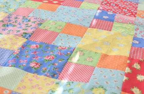 Take Along Quilt :: First Blush Blog Hop