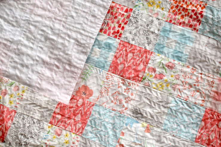 Wavy Line Quilting :: A Video Tutorial