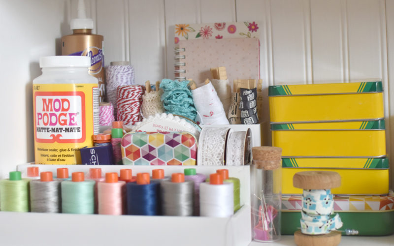 Getting Organized with Totally Tiffany