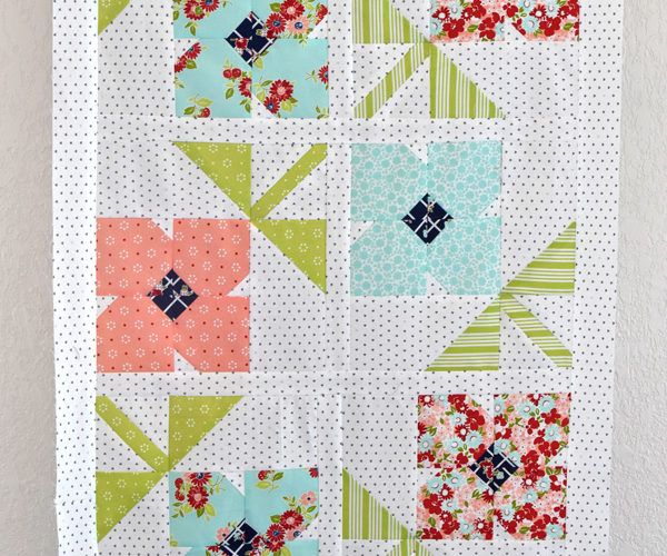 Tablerunner Bliss Quilt Along :: Garland